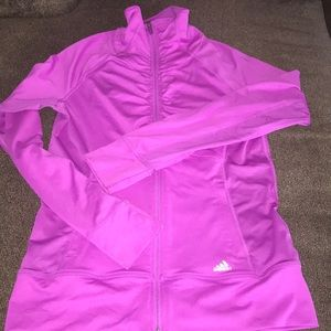 Adidas Full Zip Size Small